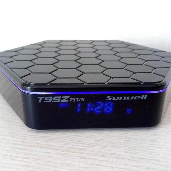 Приставка Sunvell T95Z Plus ф.5
