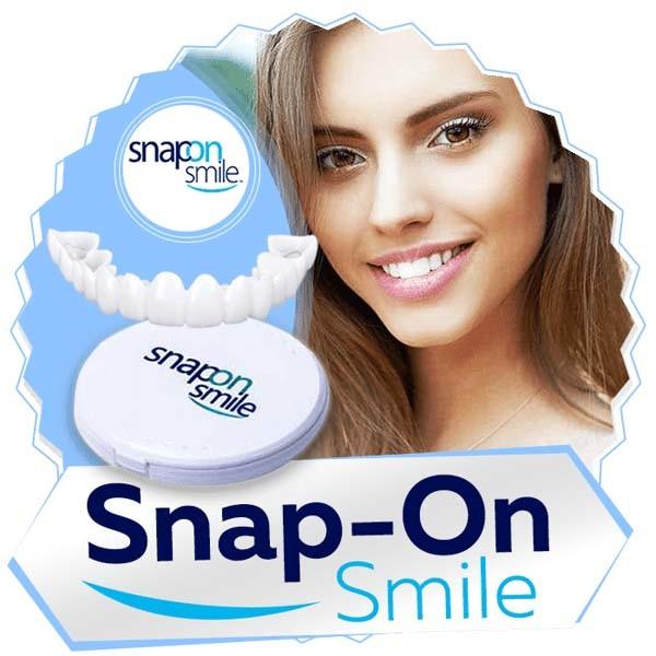 Съемные виниры Snap-On Smile