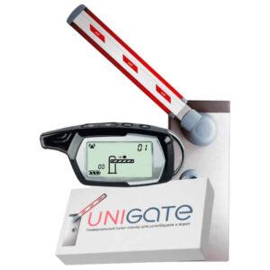 Unigate - универсальный пульт для ворот и шлагбаумов