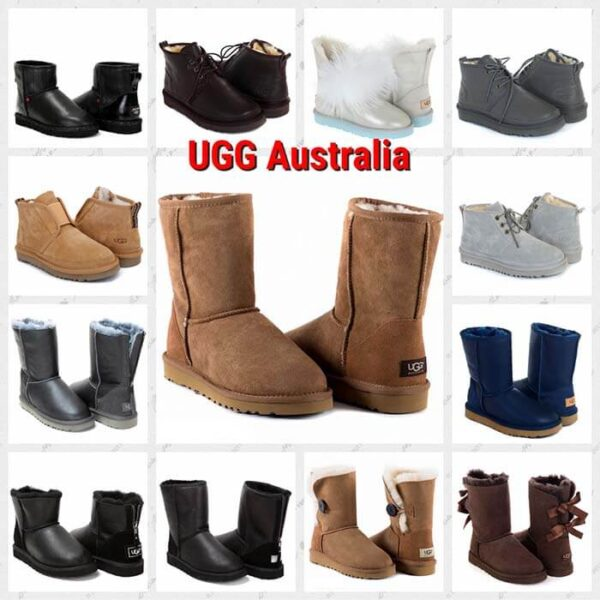 Витрина UGG Australia