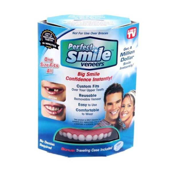 Perfect Smile Veneers ф.1