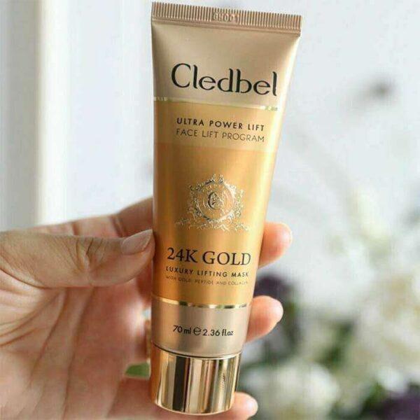 Cledbel 24K Gold - фото 3