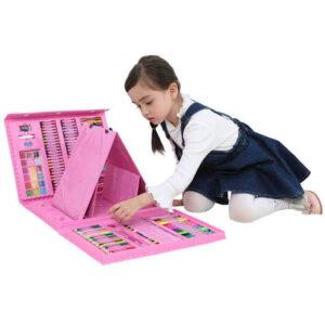 Детский набор для творчества с мольбертом