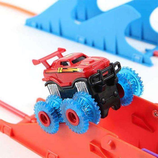 Акробатические машинки Trix Cars