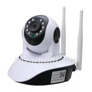 Поворотная IP камера видеонаблюдения с Wi-Fi