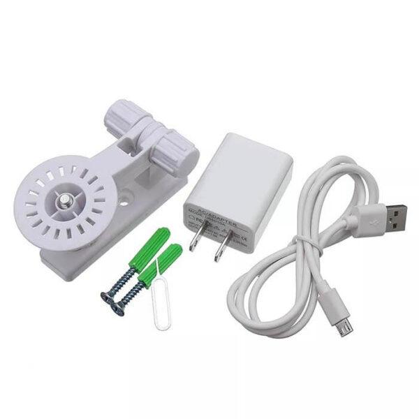 Поворотная IP камера с Wi-Fi - комплектация