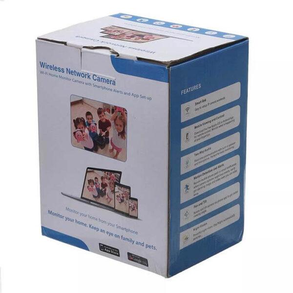Поворотная IP камера с Wi-Fi - упаковка