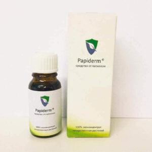 Папидерм (Papiderm) - средство от папиллом